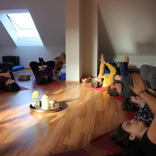 Yoga-Urlaub auf dem Braunberg - 26. bis 31.10 (121)